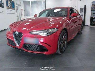 usata Alfa Romeo Giulia 2.9 T V6 Quadrifoglio Benzina