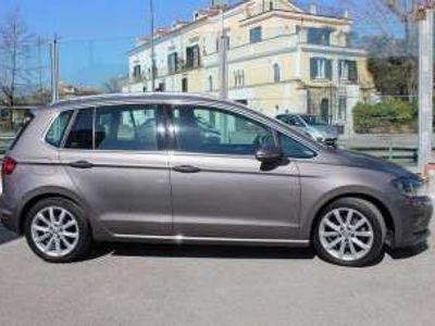 usata VW Golf Sportsvan 1.6 TDI 110 CV Executive BMT