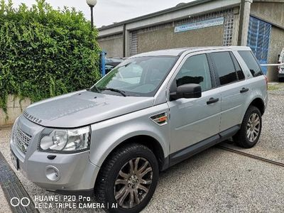 used Land Rover Freelander 2.2 TD4 S.W. E