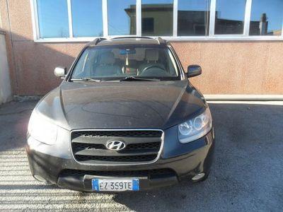 used Hyundai Santa Fe 2.2 CRDi VGT aut.Dyn. Top 5p.ti