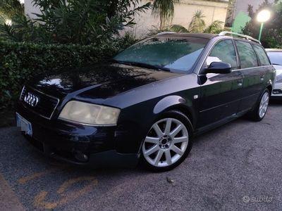 usata Audi A6 anno 2002