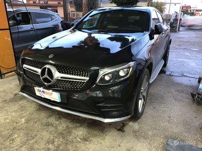 usata Mercedes GLC220 Coupe' 2018 - AMG