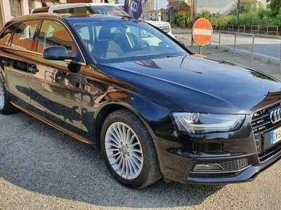 usata Audi A4 avant 2.0 tdi 177cv multitronic advance