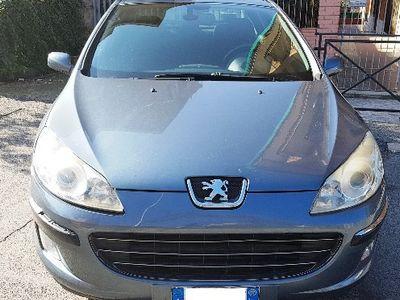 second-hand Peugeot 407 1.6 HDI 2007 navigatore gancio traino