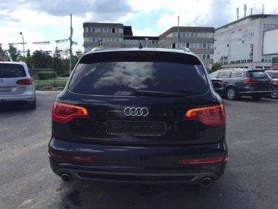 usata Audi Q7 3.0 V6 TDI 240 CV quattro tiptronic Advanced