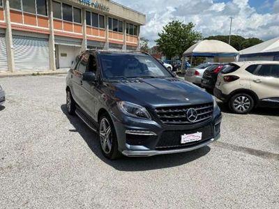 usata Mercedes ML63 AMG AMG 525 cv ** TETTO - PEDANE - STRAFULL **