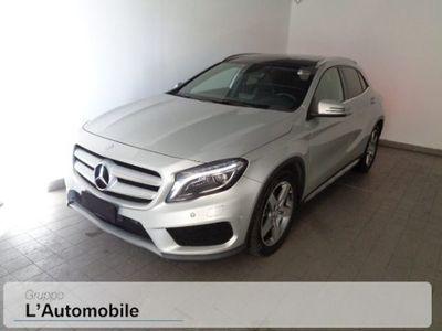 usata Mercedes 170 d (cdi) Premium 4maticauto GLA-X156 2014