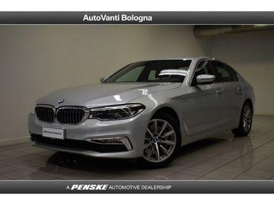 usata BMW 530 Serie 5 (G30/G31) e Luxury