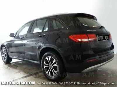 used Mercedes GLC220 d 4Matic Business PDC, Navi, Automatica
