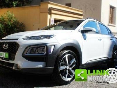 usata Hyundai Kona -- 1.0 T-GDI Xpossible, Start&Stop Engine, Unicoproprietario, In garanzia della casa fino al 2024