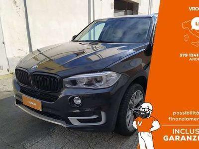 usata BMW X5 xDrive30d Luxury
