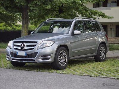 usata Mercedes GLK250 4Matic IVA Esposta