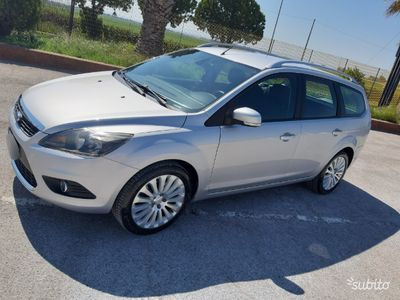 brugt Ford Focus SW 2.0 GPL FULL COME NUOVA