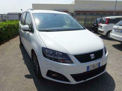 begagnad Seat Alhambra 2.0 TDI CR DSG I-Tech rif. 11815808