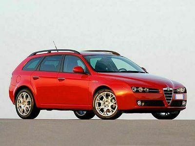 usata Alfa Romeo 159 1.9 16V Sportwagon Progression