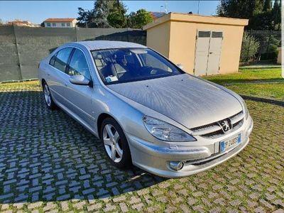 second-hand Peugeot 607 2.7 V6 24V HDi FAP aut. Titanio