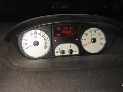 käytetty Lancia Musa 1.4 16V Oro DFN