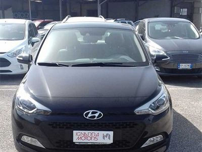 usado Hyundai i20 1.2 COMFORT LOGIN 84CV rif. 11620898