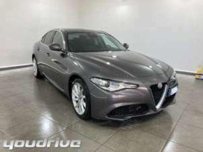 usata Alfa Romeo Giulia 2.2 Turbodiesel AT8 190CV SUPER KM0