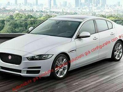 usata Jaguar XE 2.0 D 180 CV AWD aut. S