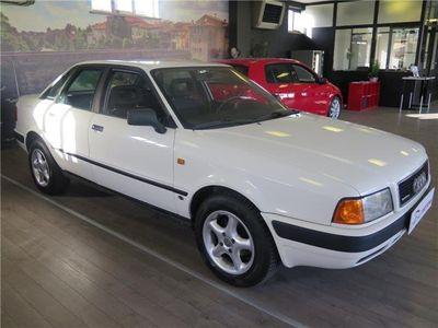 "usata Audi 80 2.0 E cat quattro ""STORICA"""