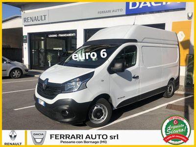 usata Renault Trafic T29 1.6 dCi 125CV L2H2 E6 garanzia fino 02/2022!!!