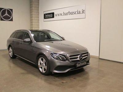 usado Mercedes E220 Classe E (W/S213)S.W. Auto Business Sport