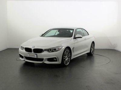 usata BMW 435 Serie 4 dA cabrio xdrive