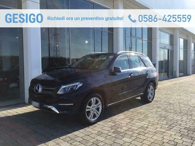 gebraucht Mercedes GLE250 d 4Matic Exclusive Plus