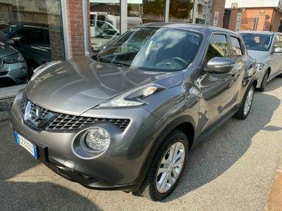 usata Nissan Juke 1.6 GPL Eco Acenta rif. 12204847