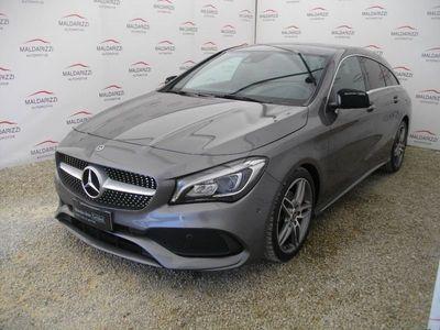 usata Mercedes 200 CLA Classe (C/X117)d S.W. 4Matic Automatic Premium