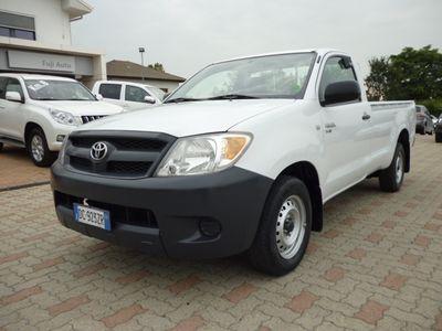 usata Toyota HiLux 2.5 D-4D 2WD 2p. Pick-up 62000KM!!!