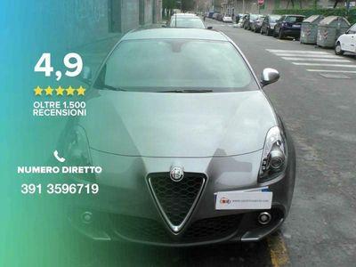 usata Alfa Romeo Giulietta 1.4 Turbo 120 CV GPL Super Gancio Traino Garanzia