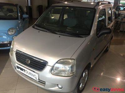 used Suzuki Wagon R+ 1.3i 16V cat GL AUTOMATICA OK NEOPATENTATI