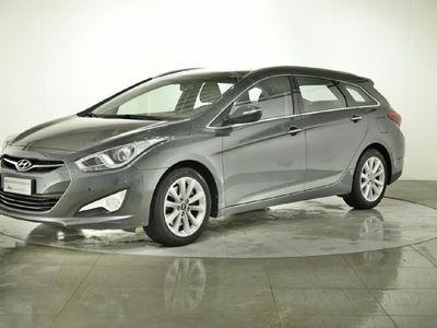 brugt Hyundai i40 Wagon 1.7 CRDi 136CV Comfort