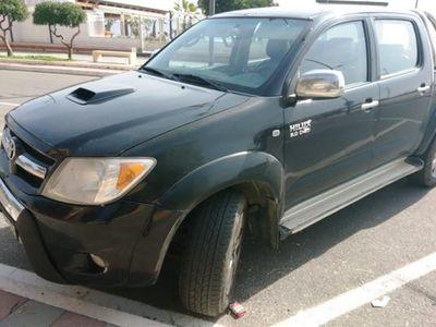 used Toyota HiLux 3.0 d-4d aut. 4wd 4p. double ca- 2008