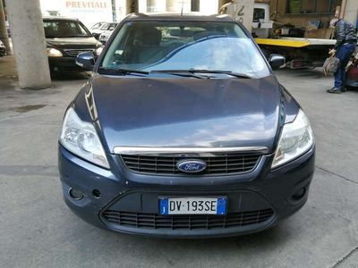 usata Ford Focus 1.6 TDCi (110CV) SW ECOnetic DPF