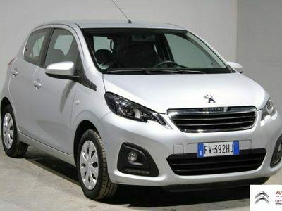 usata Peugeot 108 VTi 72 5 porte Active