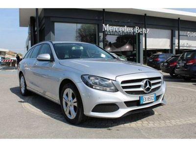 usata Mercedes 220 C SW d (BT) Exclusive auto