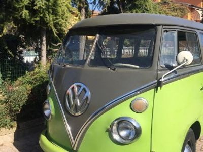 brugt VW T1 Anno 1973 motore nuovo