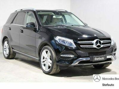 usata Mercedes GLE350 d 4Matic Exclusive usato