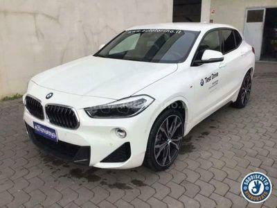 usata BMW X2 X2SDRIVE18D M SPORT
