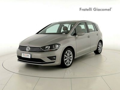 usata VW Golf s.van 1.6 tdi Highline Executive (business) 110cv dsg