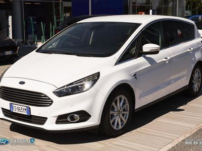 usata Ford S-MAX 2.0 tdci Titanium Business awd s&s 180cv powershift