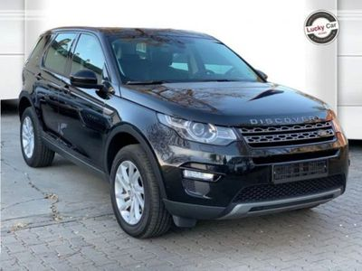 gebraucht Land Rover Discovery Sport SE *PDC*CAM*PELLE*