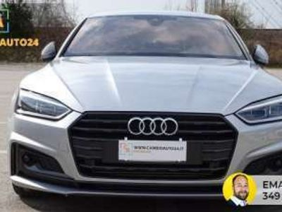usata Audi A5 Sportback g-tron S-line 40 S-tronic Benzina/Metano