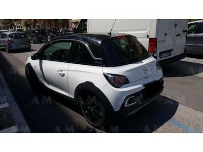 used Opel Adam Rocks 1.2 70 CV Air FULL BELLISSIMA