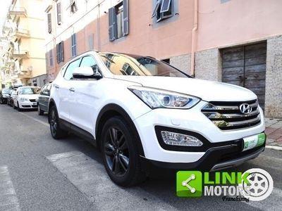 used Hyundai Santa Fe diesel
