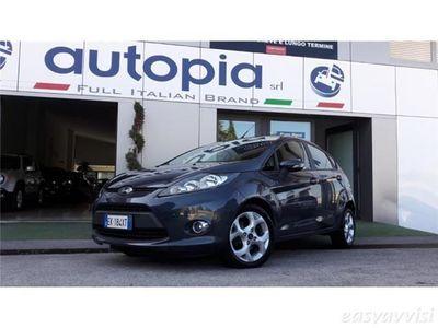 used Ford Fiesta 1.4 TDCi 70CV 5p. Titanium.Bs.