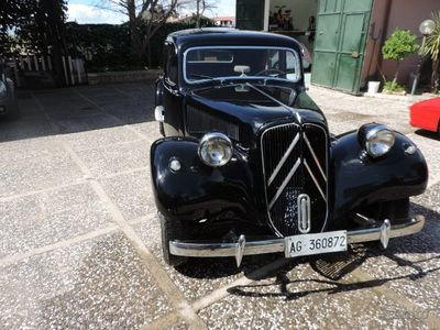 brugt Citroën Traction Avant 11B 1956